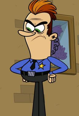 Officer Steve Stevenson