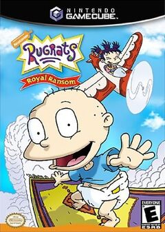 Rugrats Royal Ransom for GameCube