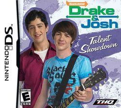 Drake&JoshTalentShowdownforDS