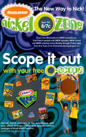 Nickel-O-Zone Kraft Kids print ad