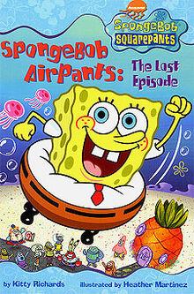 SpongeBob SpongeBob AirPants The Lost Episode Book