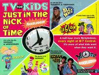 Nickelodeon Hey Arnold Dr Seuss Alex Mack Kablam Kenan Kel