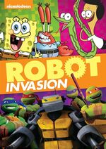 Robot Invasaion DVD