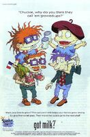 Rugrats in Paris Got Milk Advertisement