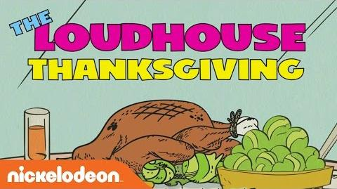 The Loud House Thanksgiving Seating Arrangement Trouble Nick