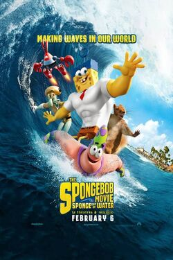 The SpongeBob Movie 2 Poster