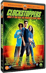 Clockstoppers DVD