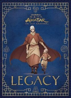 Avatar Legacy Book