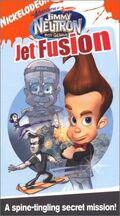 JimmyNeutron JetFusion VHS