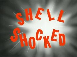 Shell Shocked (SpongeBob SquarePants)