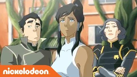 The Legend of Korra Book 3 Coming June 27 Nickelodeon