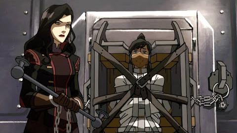 The Legend of Korra Book 3 Episode 10 'Long Live the Queen' Clip Nick