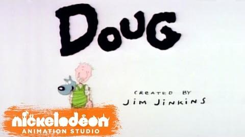 """Doug"" Theme Song (HQ) Episode Opening Credits Nickelodeon Animation"