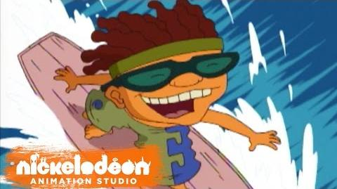"""Rocket Power"" Theme Song (HQ) Episode Opening Credits Nick Animation"