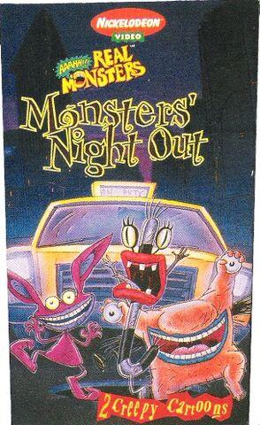 File:RealMonsters MonstersNightOut SonyWonder VHS.jpg