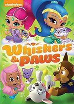Whiskers & Paws DVD
