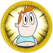 Ben badge