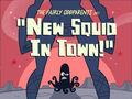 Titlecard-New Squid In Town