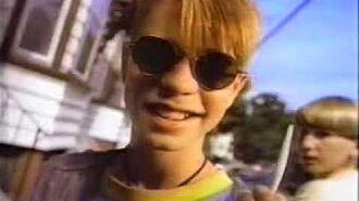 "2001 AFN Kids ""Commerical Break"" from AFN Kaiserslautern . Recorded before Rugrats."