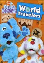 Blue's Room World Travelers DVD