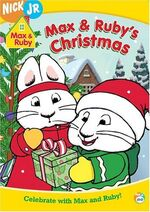 Max & Ruby - Max & Ruby's Christmas DVD Cover