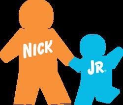 Nick Jr. OLd logo
