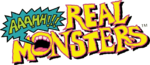Real Monsters DVD logo
