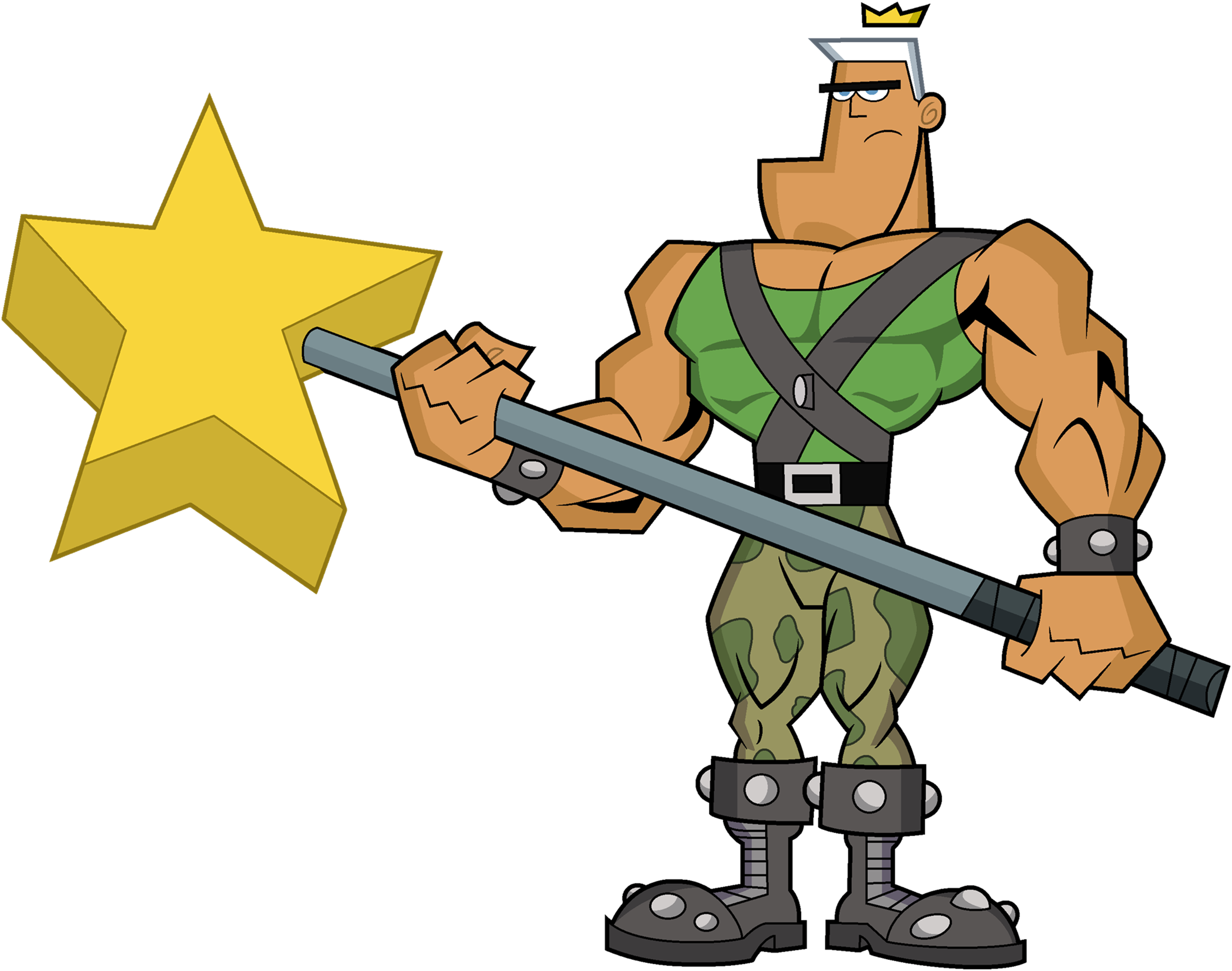 Jorgen Von Strangle | Nickelodeon | FANDOM powered by Wikia