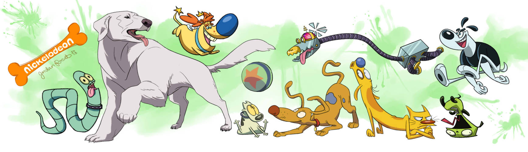 Category:Dogs | Nickelodeon | FANDOM powered by Wikia