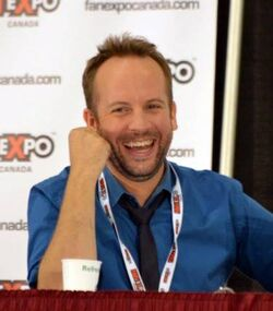 Teddy Wilson at Fan Expo Canada 2013