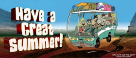 Loud House Have a Great Summer!