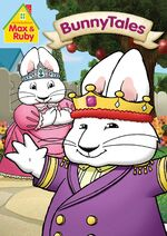 Max & Ruby - Bunny Tales DVD Cover