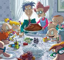 Rugrats Happy Thanksgiving 2018