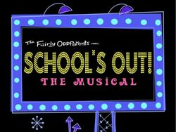 Schools Out The Musical