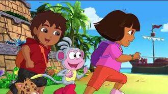 Dora the Explorer Seasons 7-8 Opening