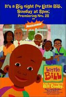 Little Bill print ad