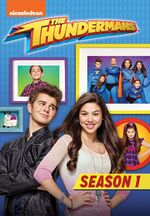 Thundermans Season 1 DVD