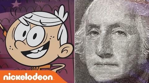 Learn About the Presidents w SpongeBob, TMNT & More! Nick