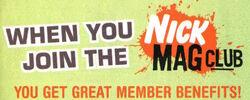 Nick Mag Club Logo April 2006