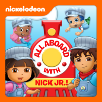 Nickelodeon - All Aboard With Nick Jr.! 2013 iTunes Cover
