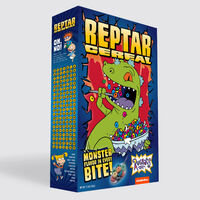 Real-life Reptar Cereal