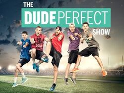 The Dude Perfect Show Logo
