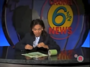 The news with Brenda