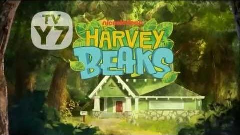 Harvey Beaks Intro