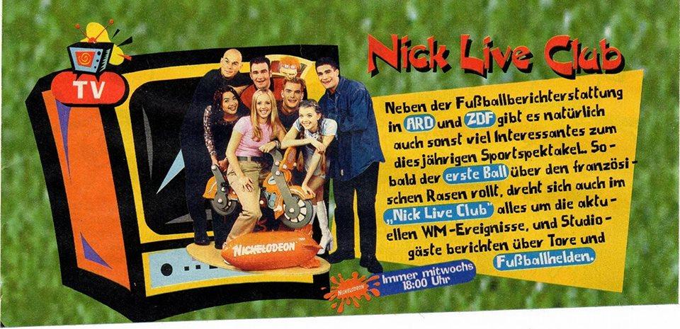 Nickelodeon Deutschland Programm