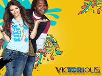 Victorious Tori and Andre Wallpaper