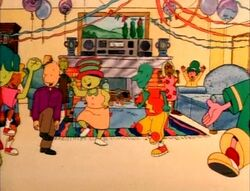 Doug Doug Throws a Party