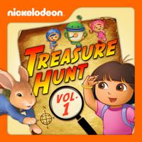 Nickelodeon - Treasure Hunt Vol. 1 2014 iTunes Cover