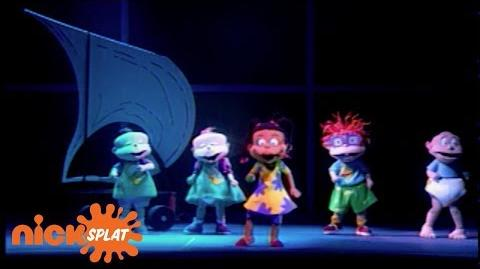 Rugrats A Live Adventure (Part 1) Nicksclusive NickSplat