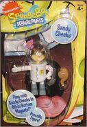 Sandy Cheeks Figures